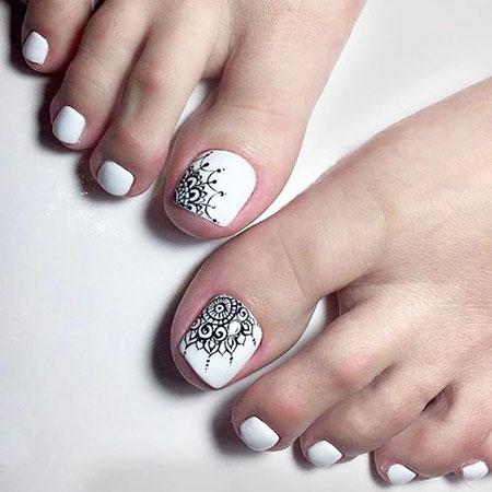 Nail Toe Manicure New