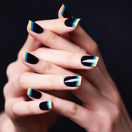 Manicure Nail French Designs