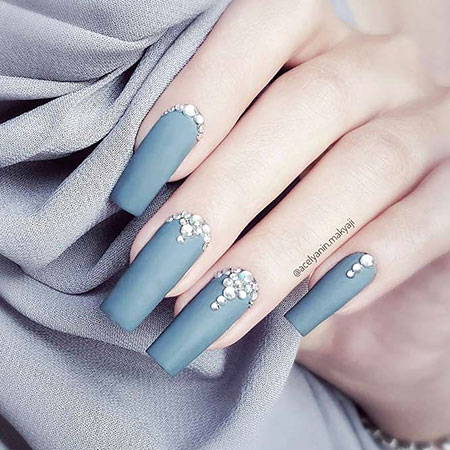 Nails Nail Square Manicure