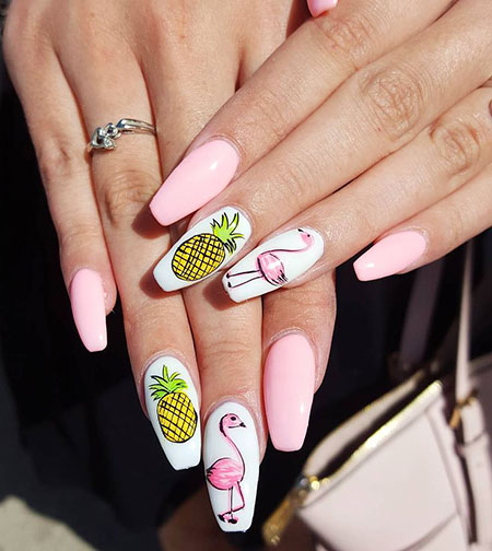 Nail Beautiful Manicure Nails