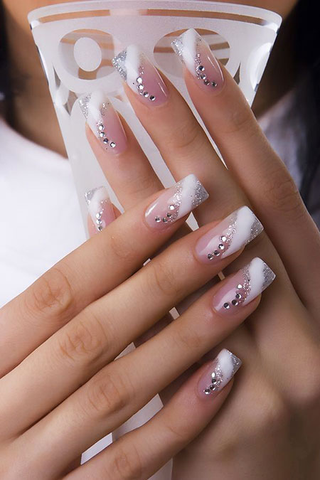 18 Nails For Christmas And New Years 190 Nail Art Designs 2017