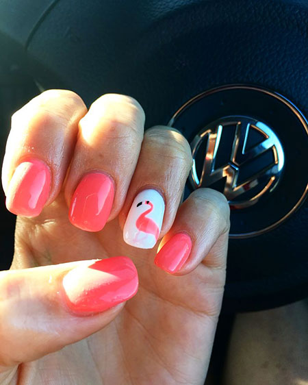 Cute Style Nails, Nail Nails Pink Shellac