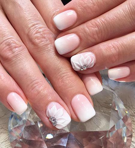 Flower Design, Nail Nails Manicure Designs