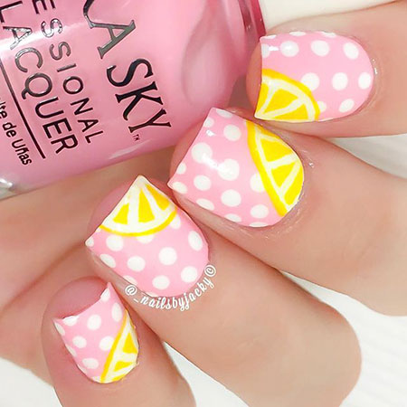 Nail Nails Designs Dots
