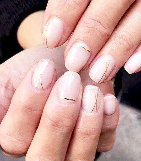 Nail Nails French Manicure