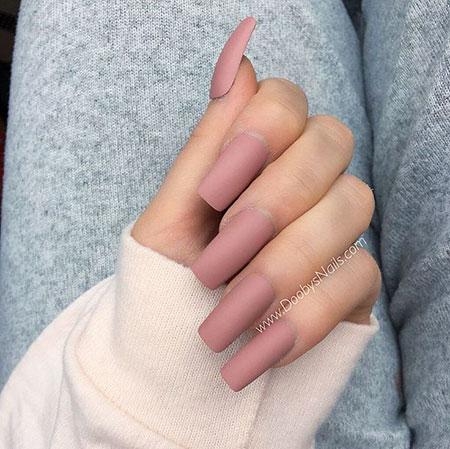 Great Matte Color, Nails Matte Square Nail