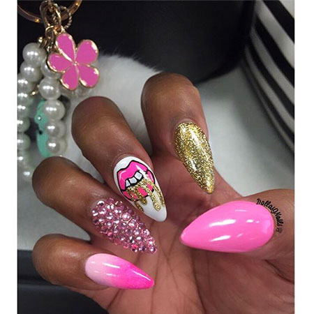 Nails Nail Miami Pretty