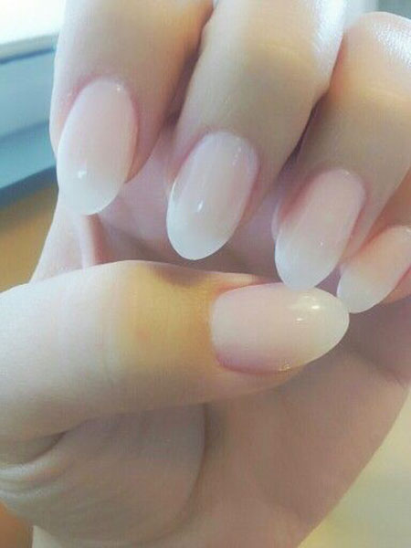 Nail Almond Shaped Nails