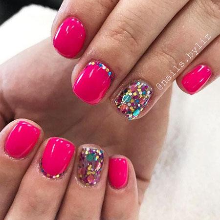 Nail Hot Manicure Nails