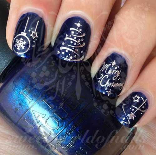 Christmas Nail Designs-10