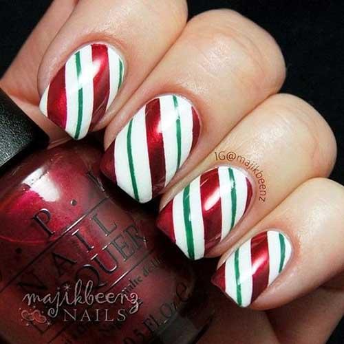 Christmas Nail Designs-15