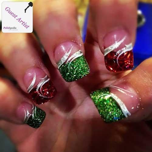 Christmas Nail Designs-18