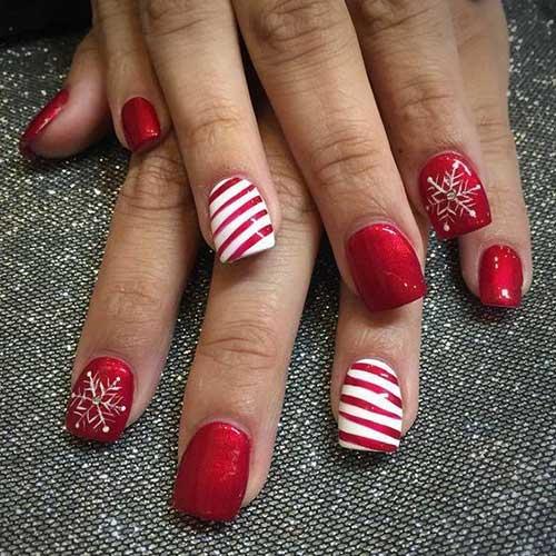 Christmas Nail Designs-6