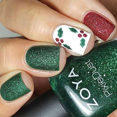 Christmas Nail Designs-7