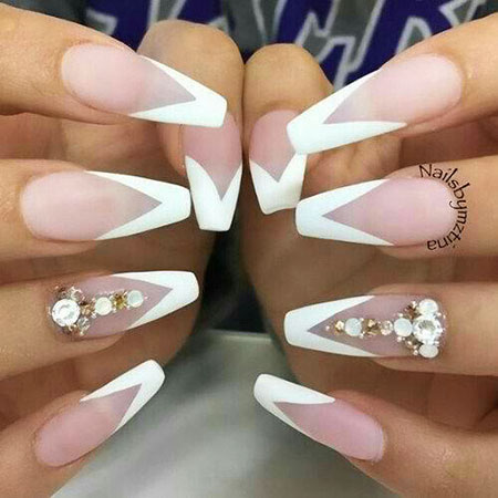 Best Coffin Nail Design, Nails Coffin Nail Best