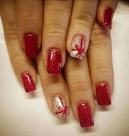 Nail Art Design 2018, Nails Nail Christmas Manicure
