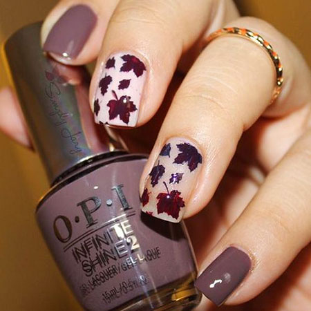 Nail Art Best Fall