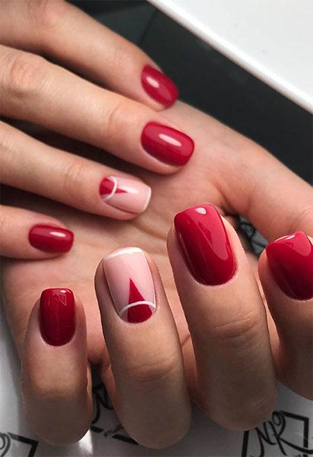 Nail Nails Short Manicure