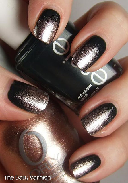 Winter Nail Polish Most