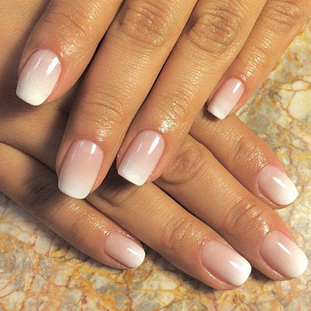 Manicure Nail French Nails