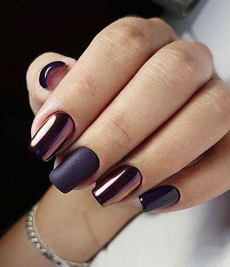 Nail Nails Manicure Black