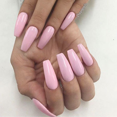 Nails Nail Acrylic Cute