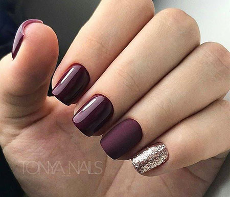 Nail Fall Nails Manicure