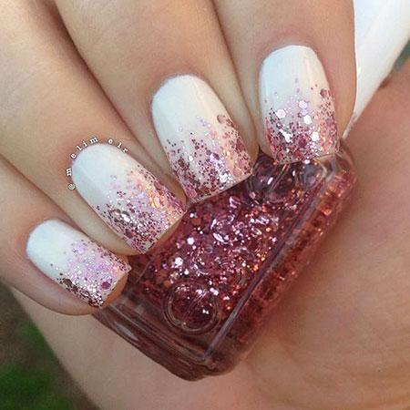 Nail Polish Glitter Nails