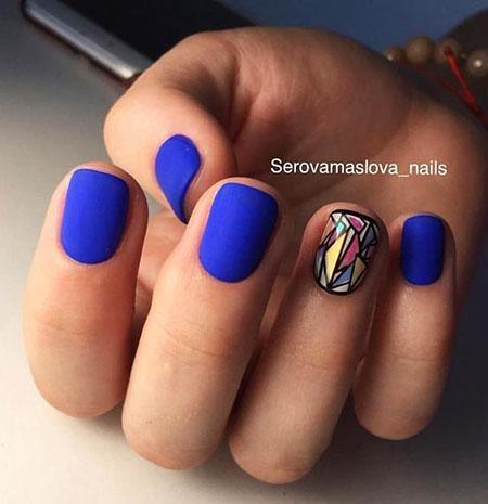 Nail Short Manicure Nails