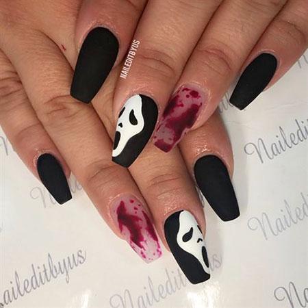 Nails Nail Halloween Gallery