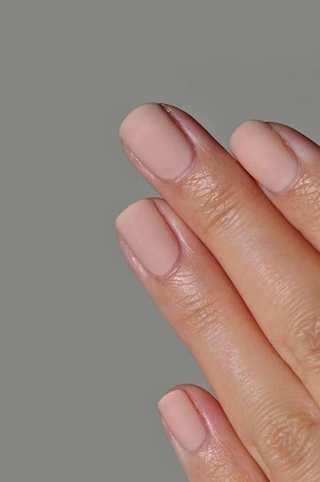 Nails Nude Matte Polish