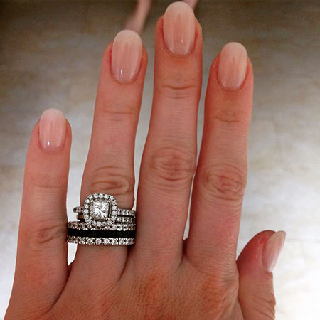 Oval Shape Nails, Engagement Oval Shaped Diamond
