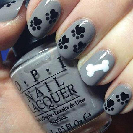 Nail Nails Dog But