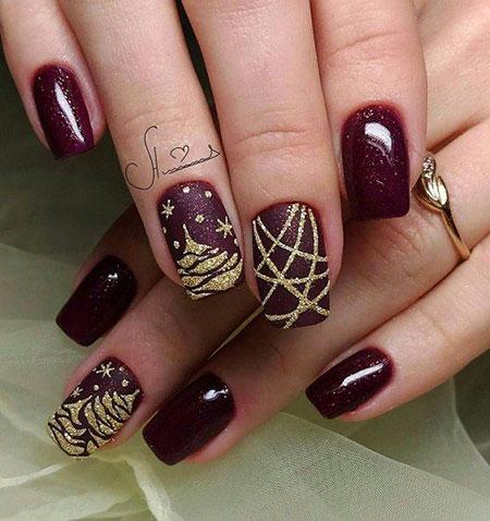 Nail Nails Manicure Christmas