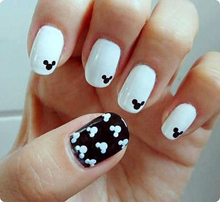 Nails Mickey Mouse Disney