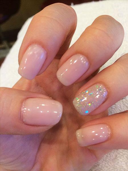 Nail Natural Manicure Nails