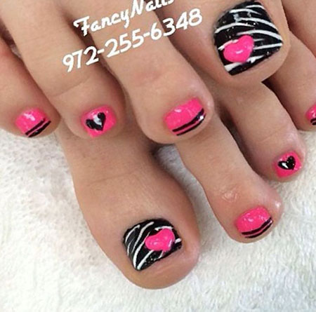 Nail Toe Designs Top