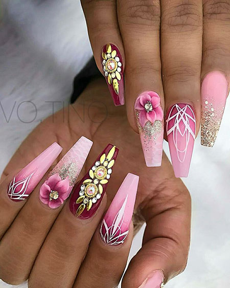 Nails Nail Pink Ideas