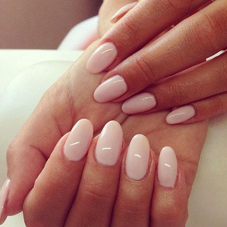 Nails Nail Nude Pink