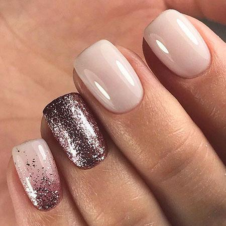 24-Cute-Simple-Nail-Designs-for-Short-Nails-339 - 24-Cute-Simple-Nail-Designs-for-Short-Nails-339 - Nail Art Designs 2017