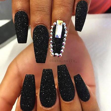 25 best coffin nail designs