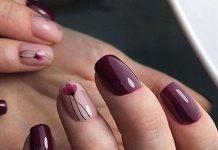 30 Simple Nail Art for Short Nails