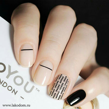 Simple Short Nails, Nails Nail Art Manicure