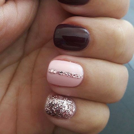 Classy Nail Design for Summer, Nails Nail Cute Summer
