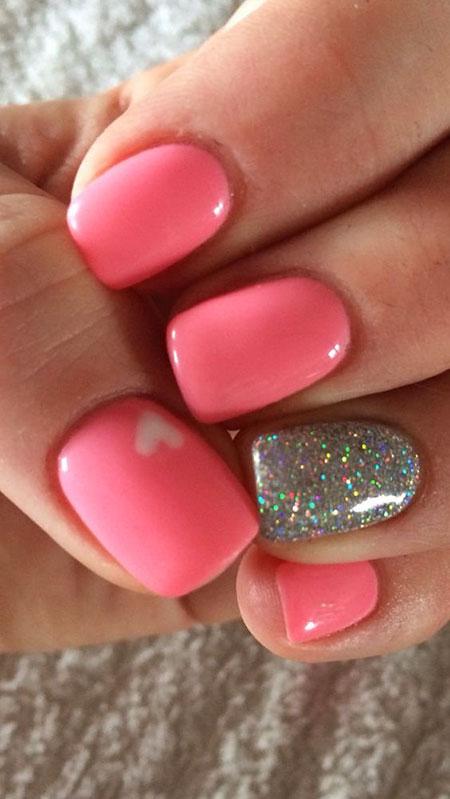 Short Manicure Nails Nail