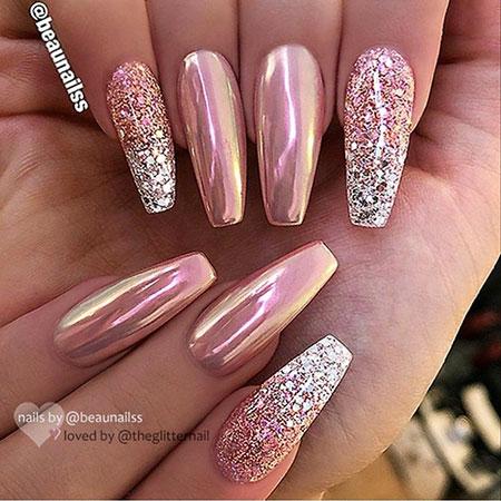 Nails Nail Gel Rose
