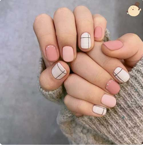 Nail Art Designs for Short Nails -10