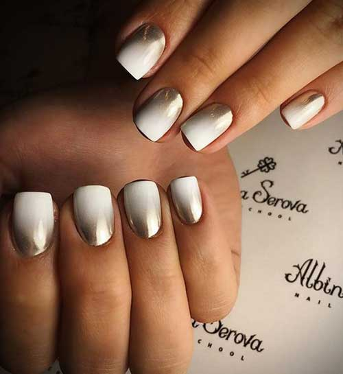 Nail Art Designs for Short Nails -16