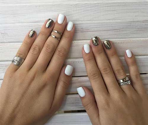 Nail Art Designs for Short Nails -18