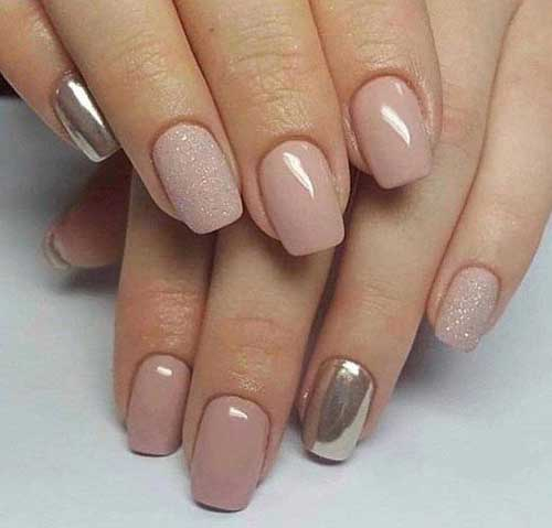 Nail Art Designs for Short Nails -20